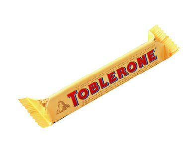 Toblerone   Candybar Geel   24 x 35 gram