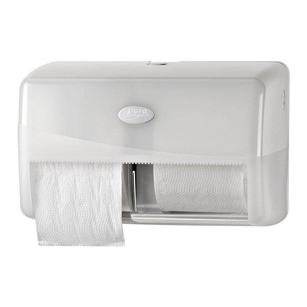 Toiletpapierdispenser Traditioneel en Compact wit