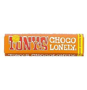Tony's Chocolonely | Melk&Karamel Zeezout | 35 stuks