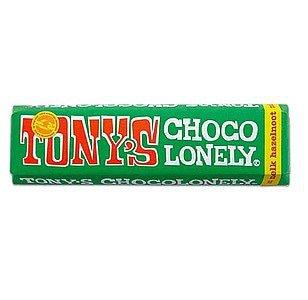 Tony's Chocolonely | Melk & Hazelnoot | 35 stuks
