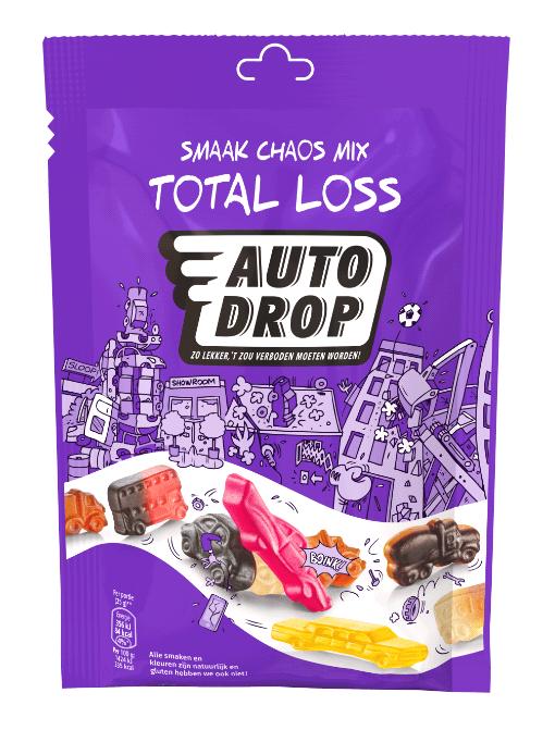 Autodrop | Total Loss | 15 x 180 gram