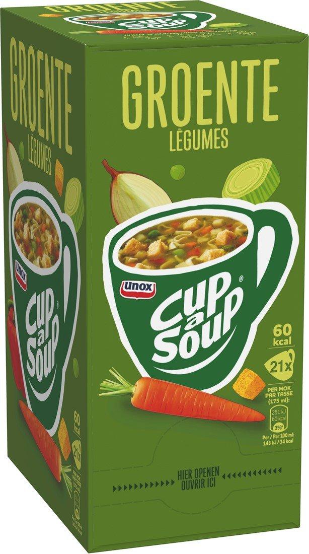 Cup-a-Soup | Groente | 21 x 175 ml