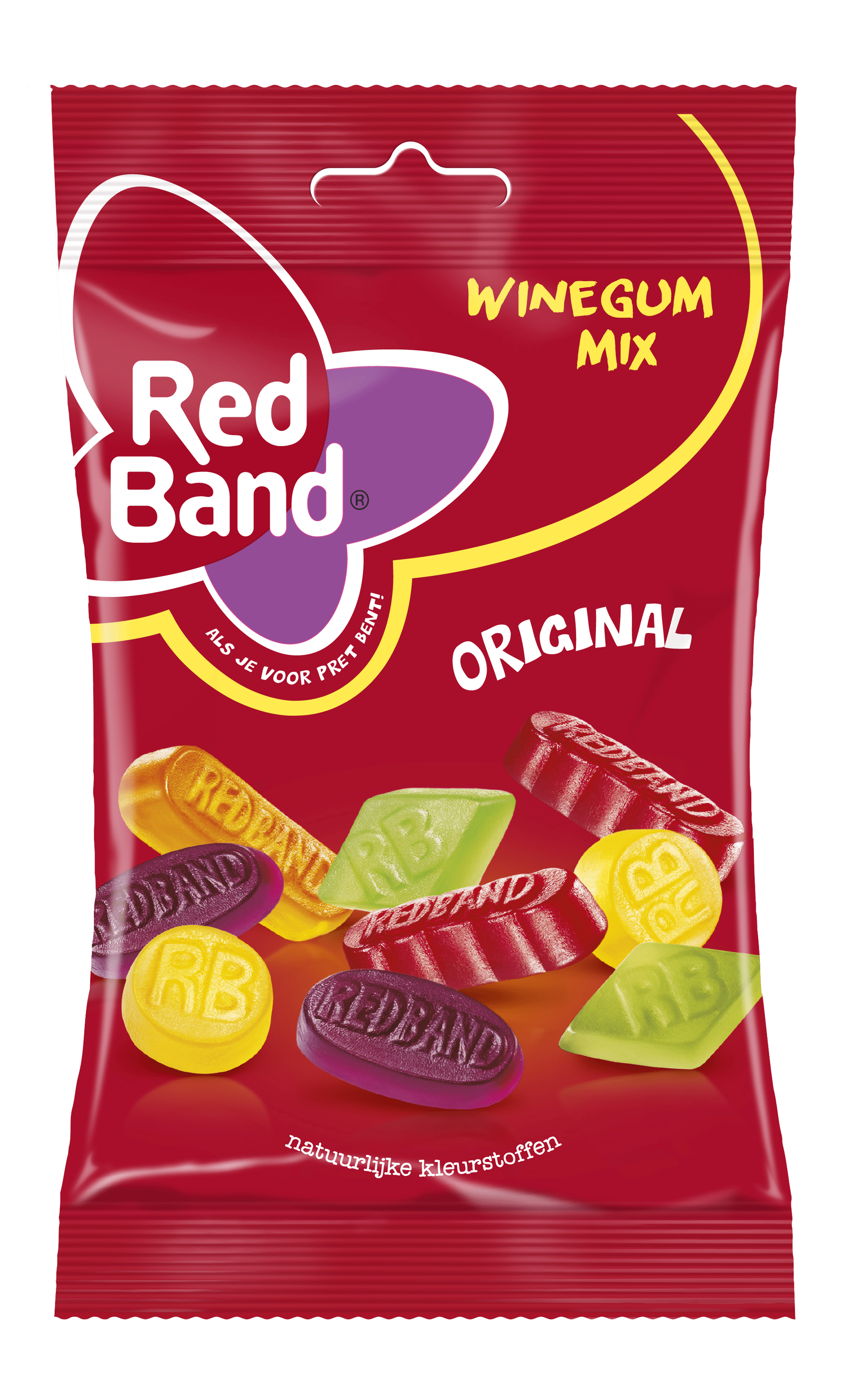 Red Band | Winegums | 24 x 100 gram