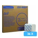 Scott bulkpack toiletpapier 8509 2-laags 36x220 vel