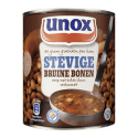 Unox stevige bruine bonensoep 6 x 0,8 liter