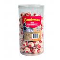Candyman | Mega Salmiak Knotsen | 75 lollies