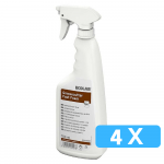 Ecolab | Ovenreiniger | Greasecutter Fast Foam | 4 x 750 ml
