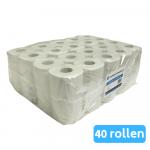 4UStore | Toiletpapier | 2-laags cellulose | 40 rollen