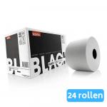 Satino Black compactrol 2-laags 24 x 100 meter