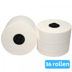 Luxe doprol toiletpapier 3-laags 36 x 65 mtr