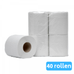 Toiletpapier recycled 2-laags 64 x 200 vel