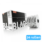 Satino Black 131802 Systeemrol Toiletpapier 2-laags 24 x 100 meter