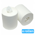 Euro Products | Midirol | Cellulose 1-laags | zonder koker | 6 x 280 meter