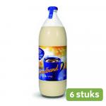 Friesche Vlag | Goudband koffiemelk | Fles 6 x 1 liter