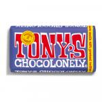 Tony's Chocolonely Donkere Melk Pretzel Toffee 15 repen