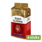 Kanis & Gunnink | Rood snelfilter | 6 x 1 kg