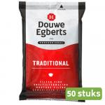 Douwe Egberts | Traditional | Sachets 50 x 75 gram
