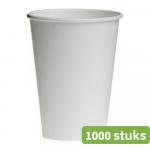 Coffee to go 250 ml wit 20 x 50 stuks