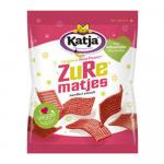Katja Zure Aardbei Matje 70 gr 24 zakjes