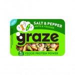 Graze | Nuts & Veggies | Salt & Pepper | 6 stuks
