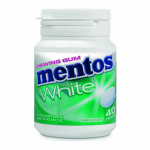 Mentos White Green Mint 6 potten