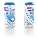 Mentos White Always Peppermint 10 potten