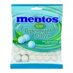 Mentos Pepermuntballen 150 gr 12 zakjes