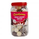 Candyman | Nougat Chocodip Knotsen | 50 stuks