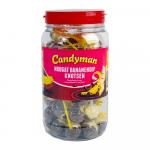 Candyman Nougat Bananendip Knotsen 50 stuks