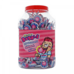 Mister Bubble | Aardbei | 100 lollies