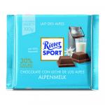 Rittersport Alpenmelk 10 stuks