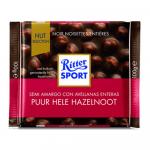 Rittersport | Puur Hele Hazelnoot | 10 stuks