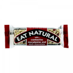 Eat Natural Cranberries Macadamias Choco 12 repen