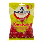 Napoleon Framboos Kogels 150 gr 12 zakjes