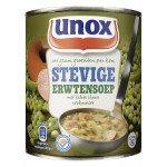 Unox | Stevige erwtensoep | Blik 12 x 0,8 liter