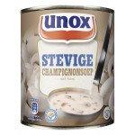 Unox | Stevige champignonsoep | 6 x 0,8 liter