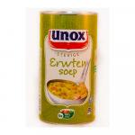 Unox stevige erwtensoep 6 x 1,3 liter