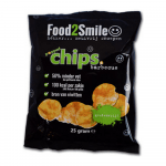 Food2Smile Chips Barbecue 25 gr 20 zakjes