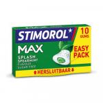 Stimorol Max Splash Spearmint 16 pakjes
