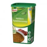 Knorr heldere rundvleessoep 35 liter
