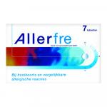 Allerfre Anti Hooikoorts tabletten 7 stuks