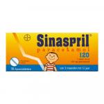 Sinaspril paracetamol 120 10 stuks