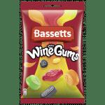 Bassets | Traditionale winegums | Zak 3 x 1 kg