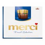 Merci Melkchocolade 250 gr 10 stuks