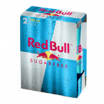 Red Bull Sugar Free 250 ml 12 x 2-pack