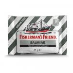 Fisherman's Friend | Salmiak | Suikervrij | Doos 24 zakjes