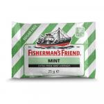Fisherman's Friend Mint suikervrij 24 zakjes