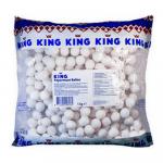 King Pepermunt Ballen 6 x 1 kg