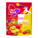 Red Band Duo Zoet Fris Winegums 225 gr 10 zakjes