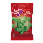 Red Band Euca-Menthol 166 gr 12 zakjes